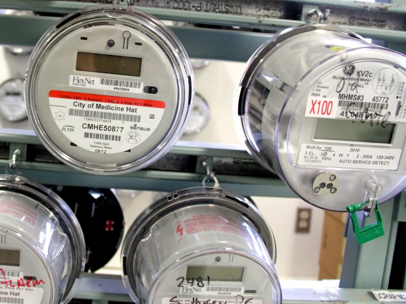 Under examination: 'smart meters' that sent fault codes back to utility offices. Photo: David Dodge / Green Energy Futures via Flickr (CC BY-NC-SA).