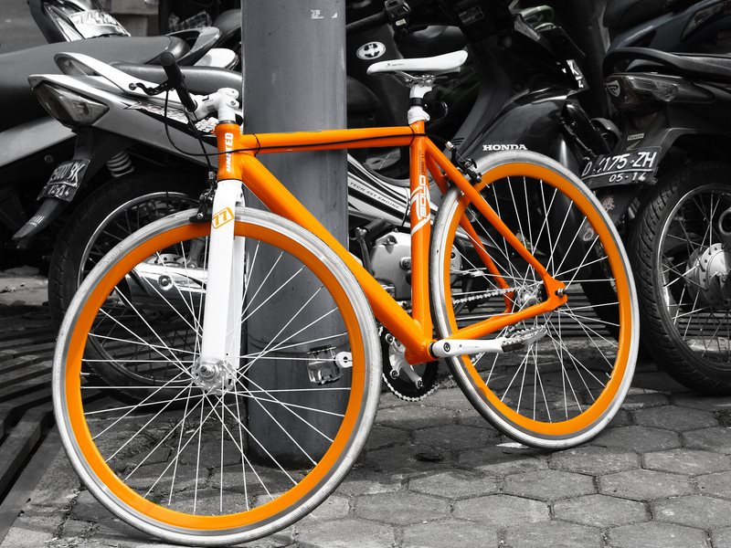 Do your bicycle's handlebar grips contain hazardous chemicals? Now you have the right to know, thanks to a landmark judgment in the EU Court. Photo: widjaja wreksoatmodjo via Flickr (CC BY-NC-SA).