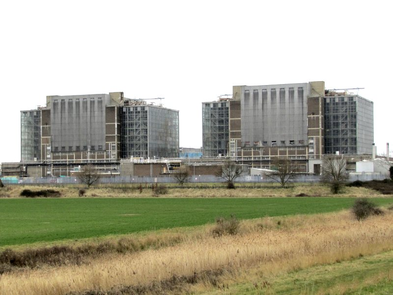 A new Chinese built and financed nuclear reactor for Bradwell, Essex? Believe it when you see it. Photo: Dan Davison via Flickr (CC BY).