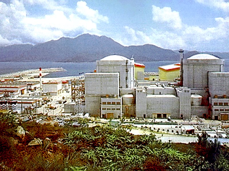 When China General Nuclear Power Corporation (under its former name of China Guangdong Nuclear Power) built China's first nuclear power station at Daya Bay near Hong Kong, they left out reinforcement rods from the concrete base under the reactor. Photo: P