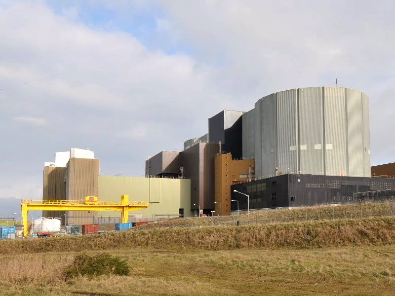 To stop any more of these, we must attack the scientific deception that underlies the industry. Nuclear power station, Wylfa, Wales. Photo: Jeremy WILLIAMS via Flickr (CC BY-NC).