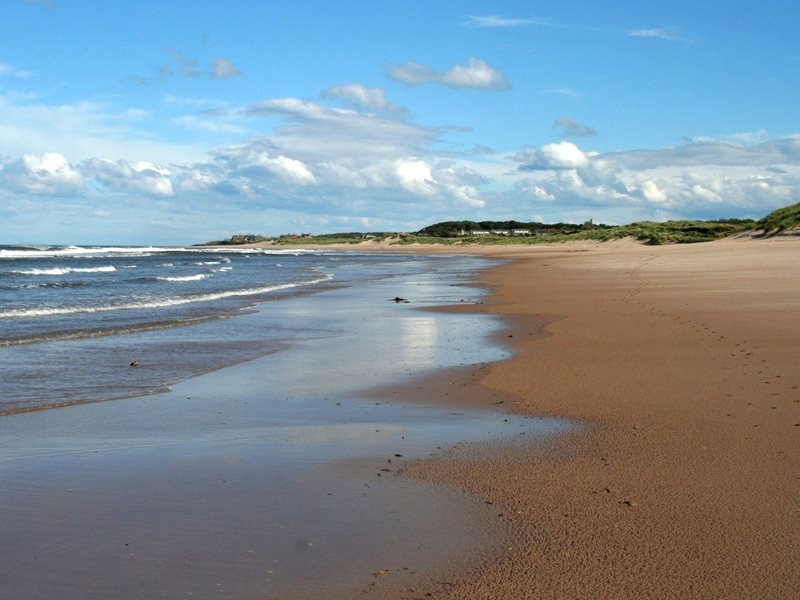 Druridge Bay, Northumberland - just the place for an opencast coal mine? Photo: SAGT via Flickr (CC BY-NC-SA).