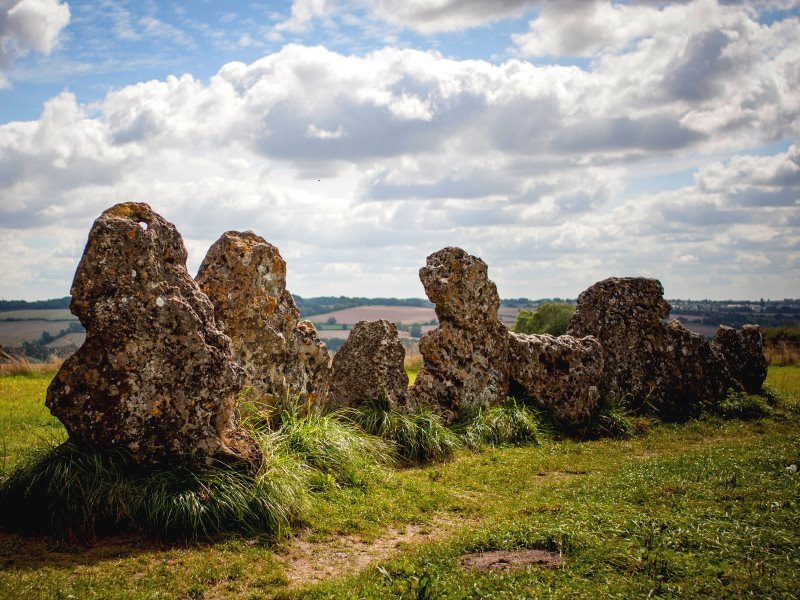 The Rollright Stones in North Oxfordshire, not far from Paul's home town of Banbury. Photo: Cyrus Mower via Flickr (CC BY-NC-ND).