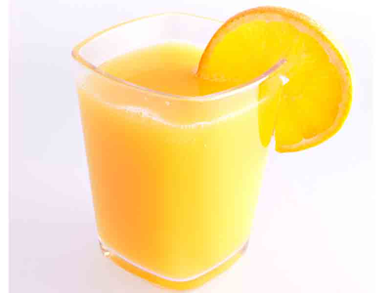 Behind the Label: Orange juice