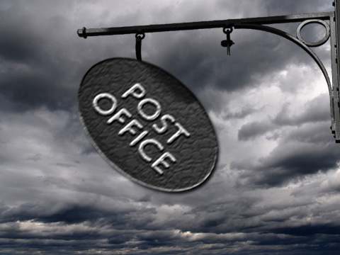 Post Office in decline