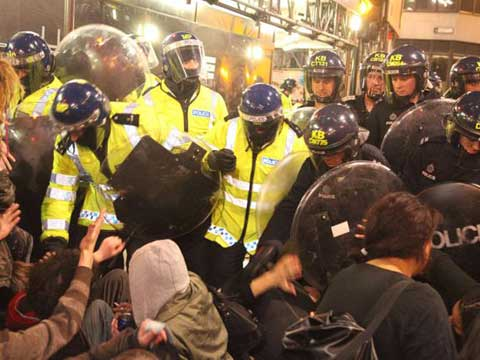 Police tactics have been heavily criticised in two reports