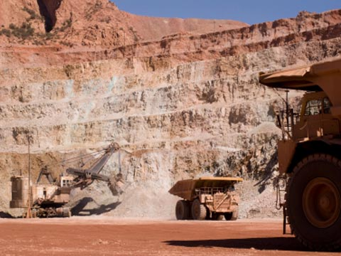 Royal Mint sources copper from mines across the world