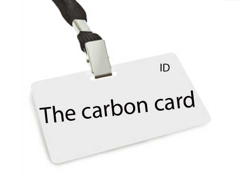Carbon ID Card