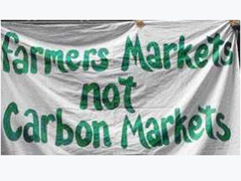 Carbon markets