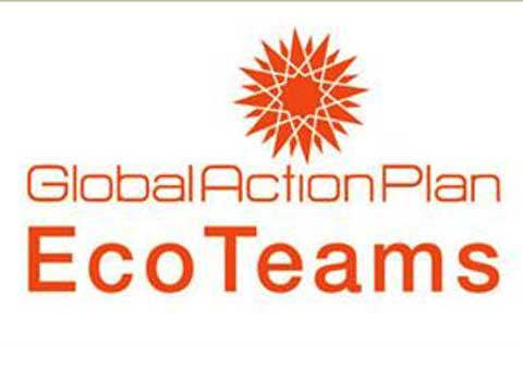 Global Action Plan Ecoteams logo