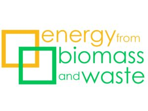 Energy from Biomass and Waste logo