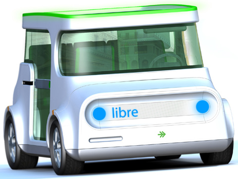 The mx-libris taxi concept