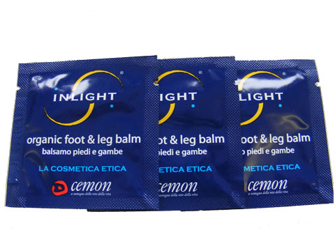 free sachets from Inlight