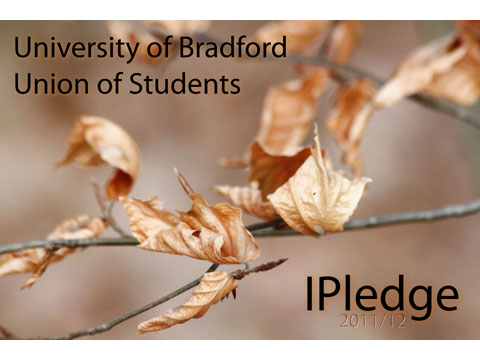 University of Bradford Students' Union: Communications Challenge Entry 2012
