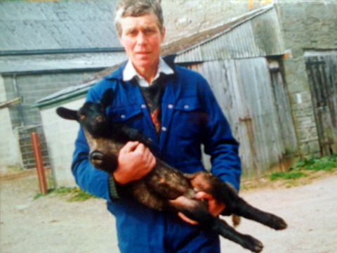 Sheep dip victim David Layton