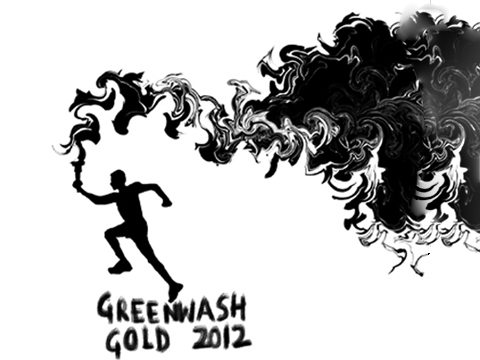 The Olympic 2012 greenwashing award