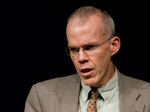 Bill McKibben speaks at Rochester Institute of Technology