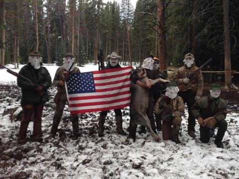 Vigilantes in Wyoming Enact 'Justice' Against Wolves