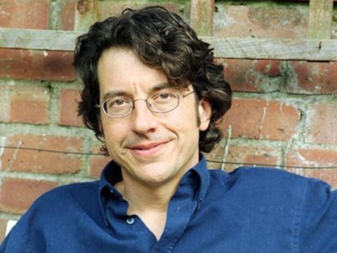 George Monbiot. Photo: Adrian Arbib / Wikimedia Commons