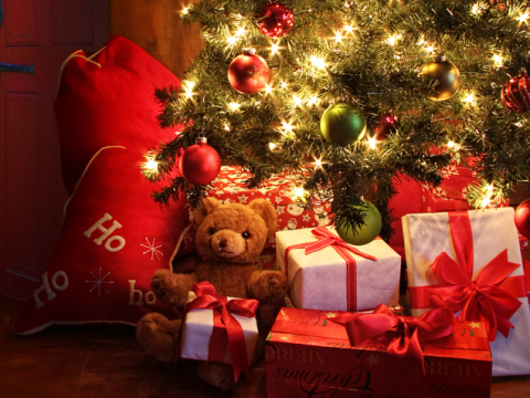 It's Christmas! Photo: Sandra Cunningham via Shutterstock.com.