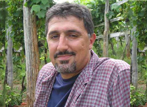 Lawrence Torcello - eco-philosopher, climate hero. Photo: Rochester Institute of Technology.
