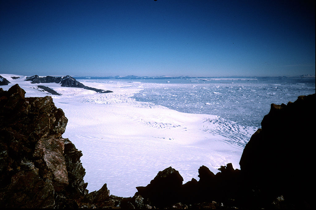 The German researchers say they have found a so far unknown source of sea level rise in East Antarctica. Photo: euphro via Wikimedia Commons.