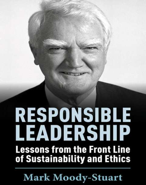Front cover of 'Responsible Leadership' by Mark Moody-Stuart.