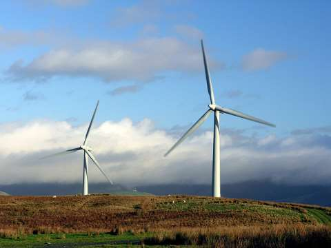 Lambrigg Wind Farm near Kendal in the Lake District, Cumbria, UK. Photo: Steve Oliver via Flickr.