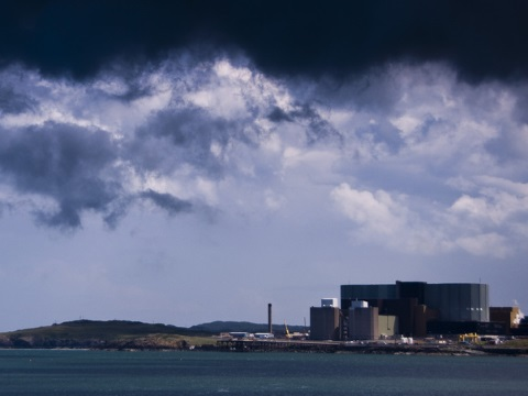 Wylfa nuclear power station on Anglesey, Wales. Photo: Joe Dunckley via Flickr.