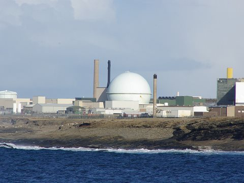 The Dounreay nuclear plant in Caithness, Scotland, is one of those that have provoked an increase in childhood leukemia. Photo: Paul Wordingham via Flickr.