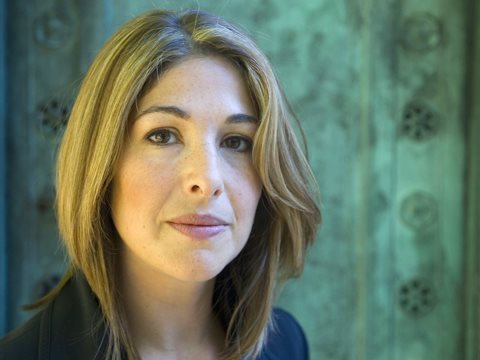 Naomi Klein. Photo: Resurgence.