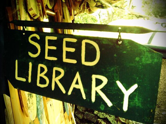 Hayes Valley Farm Seed Library. Photo: edibleoffice via Flickr (CC BY-NC-SA 2.0).