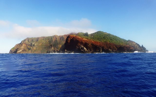 Pitcairn, one of four islands in the Pitcairn Islands British Overseas Territory, is to be become the centre of a vast marine protected areas protecting 830,000 sq.km of ocean. Photo: doublecnz via Flickr (CC BY-NC-SA).