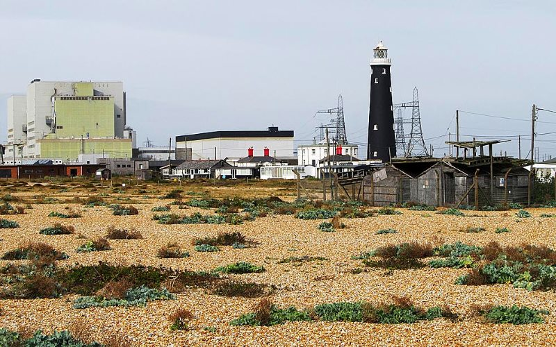 On the beach ... EDF closed Dungeness nuclear power station, by the Channel, for 5 months in 2013 because of post-Fukushima flood fears. Photo: Andrew Gustar via Flickr (CC BY-ND)