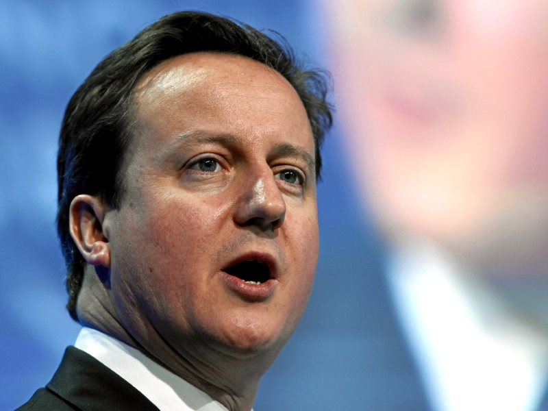 The very picture of a statesman: David Cameron at the World Economic Forum Annual Meeting, 28th January 2011. Photo: WEF via Flickr (CC BY-NC-SA).