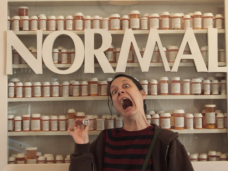 Don't worry, It's normal. Photo: loa bacon via Flickr (CC BY-SA).