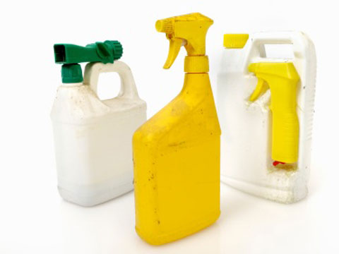 Common household pesticides were found in the urine of more than half of the participants but were higher in the children with leukemia.