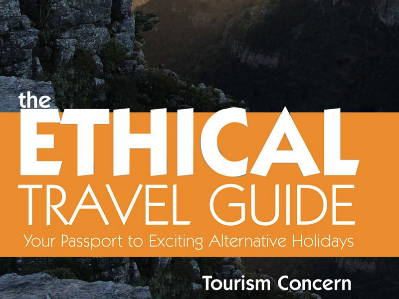 The Ethical Travel Guide