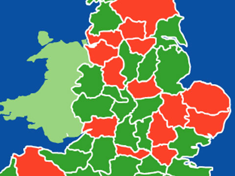 Find out if your council plans to waste your waste with our interactive map