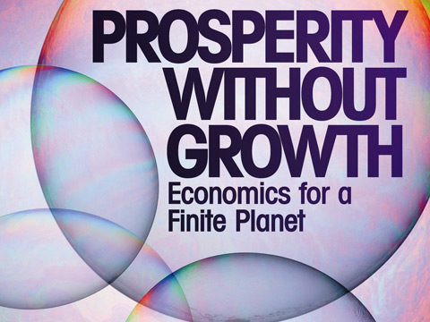 Prosperity Without Growth front cover