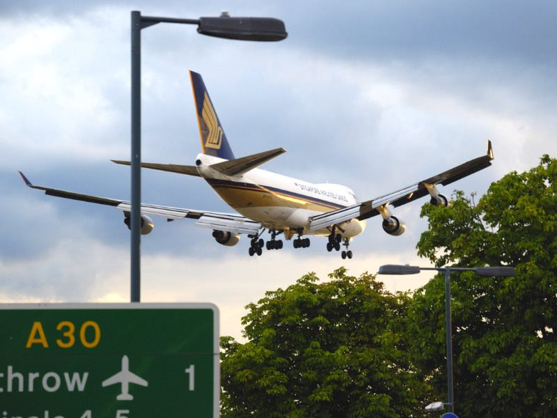 With Heathrow approval, aviation could use two thirds of UK's 1.5C carbon budget