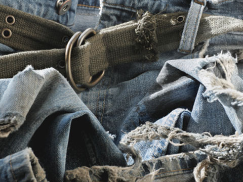 A million tonnes of textile waste is sent to landfill every year