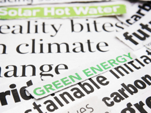 Climate change headlines. Communities in conservative states like Florida