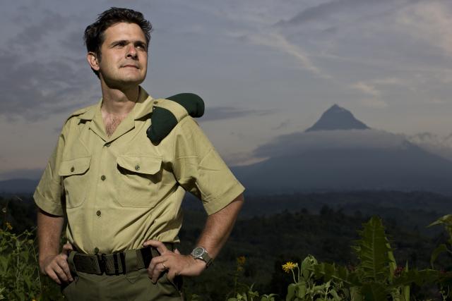 Virunga national park's chief warden, emmanuel de merode, was shot