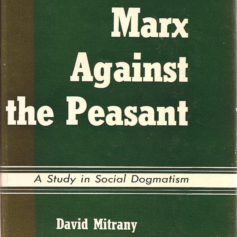 essays by david mitrany