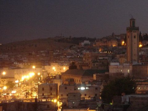 The skyline of the 'old city' of Fes, Morocco. Photo: Riyaad Minty via Flickr.com.