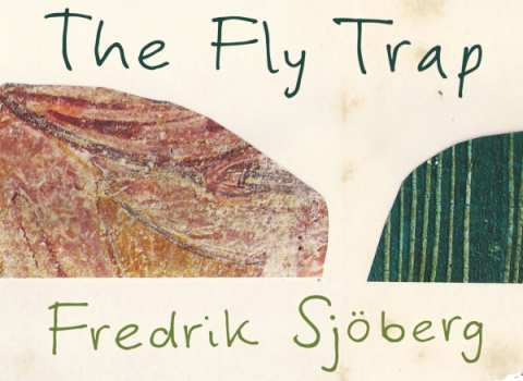 The Fly Trap by Fredrick Sjöberg - from the front cover.
