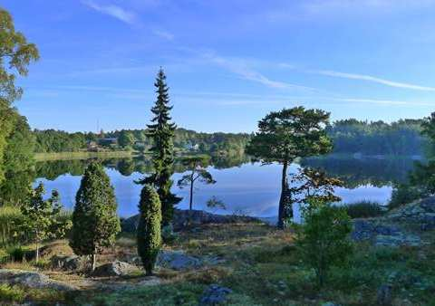 Runmarö island, in the archipelago east of Stockholm. Photo: Fredrick Sjöberg.