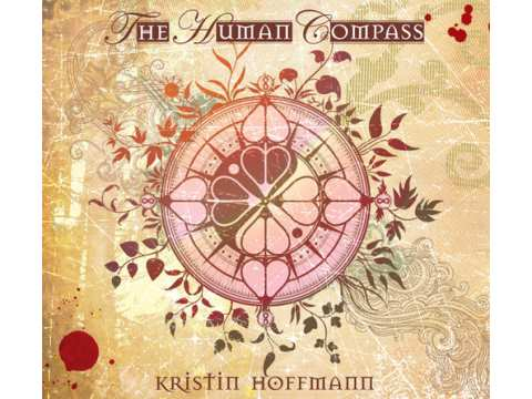 Kristin Hoffman - album cover of The Human Compass.