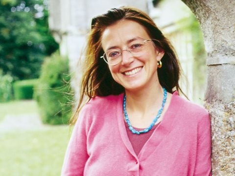 Julia Ponsonby at Schumacher College. Photo: Green Books.